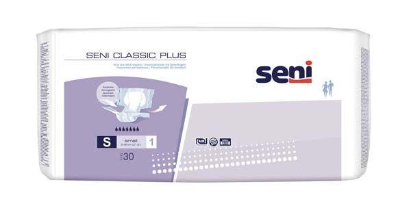 Seni Classic Plus, 90 Stk., Small