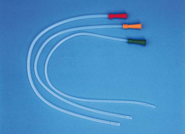 Absaugkatheter Steridan (Bronchialis) gerade 500mm 8 - 18 CH