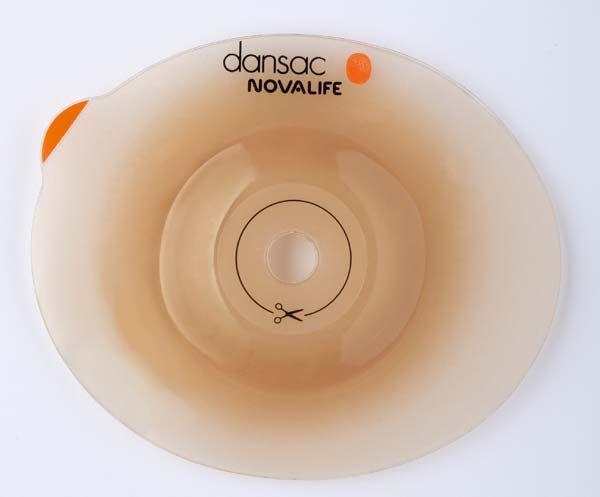 NovaLife 2 Convex Basisplatte 55 mm *Sonderpreis Abverkauf*