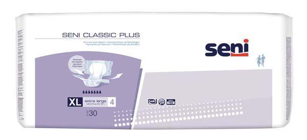 Seni Classic Plus, 90 Stk., Extra Large