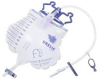 5x UVD-23 A3 Bettbeutel Urinbeutel Uro Vision 2.000 ml Volumen, Schlauchlänge 120 cm