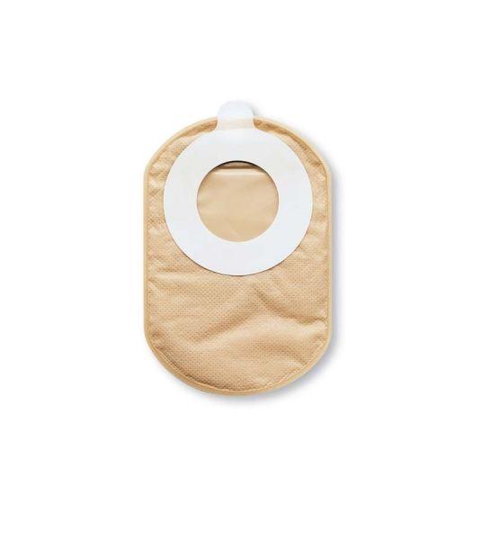 Stomocur Soft Kolostomiebeutel small - geschlossener Beutel für zweiteiliges Soft System zum Haften Artikel-Nr.: CM 3445 S, PZN: 07319779